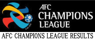 AFC CHAMPIONS LEAGUE RESULTS