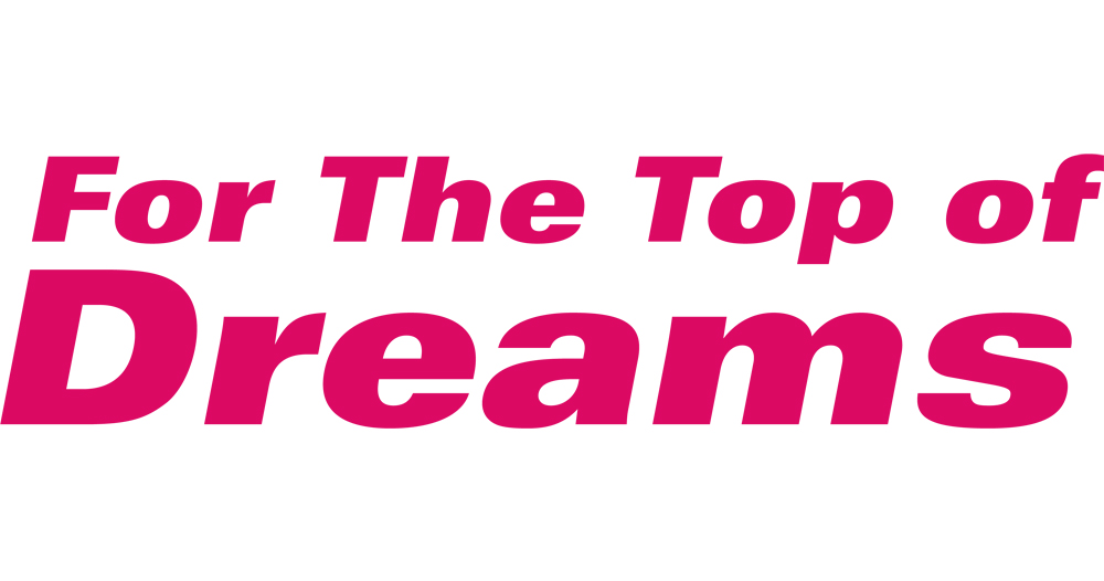 2015�N���u�X���[�K���uFor The Top of Dreams�v