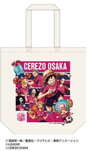 CEREZO/ONE PIECEコラボ トートバッグ